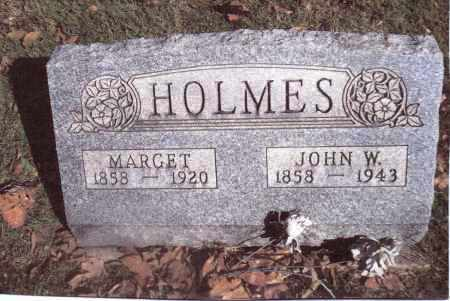 HOLMES, MARGET - Gallia County, Ohio | MARGET HOLMES - Ohio Gravestone Photos