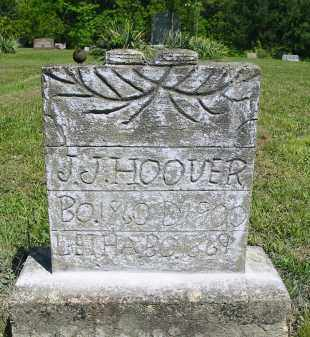HOOVER, ARLETHA JANE - Gallia County, Ohio | ARLETHA JANE HOOVER - Ohio Gravestone Photos