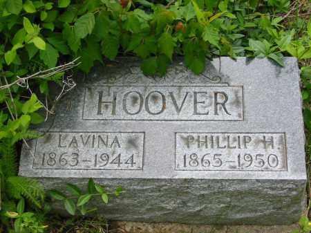 HOOVER, LAVINA A. - Gallia County, Ohio | LAVINA A. HOOVER - Ohio Gravestone Photos