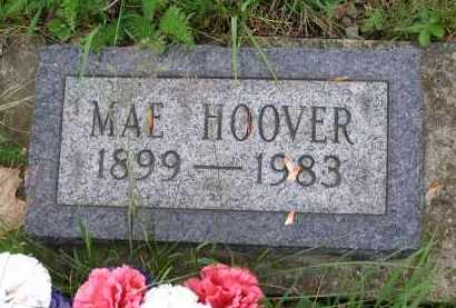 HOOVER, MAE - Gallia County, Ohio | MAE HOOVER - Ohio Gravestone Photos