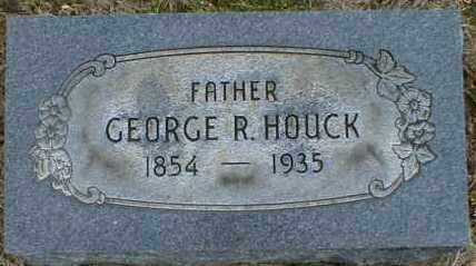 HOUCK, GEORGE - Gallia County, Ohio | GEORGE HOUCK - Ohio Gravestone Photos