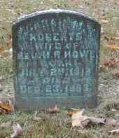 HOWE, SARAH - Gallia County, Ohio | SARAH HOWE - Ohio Gravestone Photos