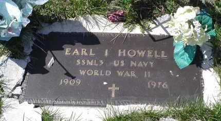 HOWELL, EARL I. - Gallia County, Ohio | EARL I. HOWELL - Ohio Gravestone Photos