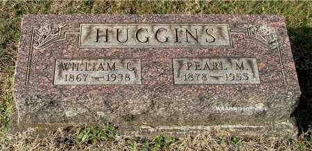 HUGGINS, PEARL M - Gallia County, Ohio | PEARL M HUGGINS - Ohio Gravestone Photos
