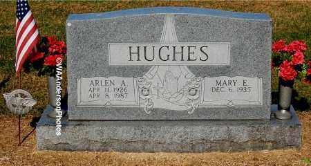 HUGHES, MARY E - Gallia County, Ohio | MARY E HUGHES - Ohio Gravestone Photos