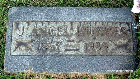 HUGHES, JAMES ANCEL - Gallia County, Ohio | JAMES ANCEL HUGHES - Ohio Gravestone Photos