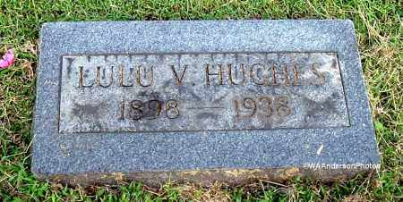 SMILEY HUGHES, LULU V - Gallia County, Ohio | LULU V SMILEY HUGHES - Ohio Gravestone Photos