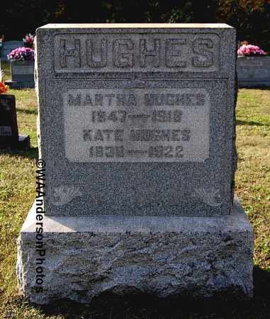 HUGHES, MARTHA - Gallia County, Ohio | MARTHA HUGHES - Ohio Gravestone Photos