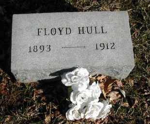 HULL, FLOYD - Gallia County, Ohio | FLOYD HULL - Ohio Gravestone Photos