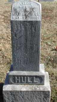 HULL, LIZZIE - Gallia County, Ohio | LIZZIE HULL - Ohio Gravestone Photos