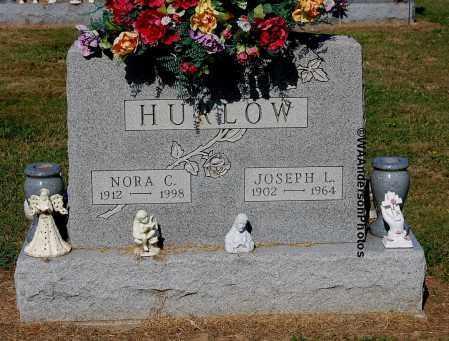 HURLOW, NORA C - Gallia County, Ohio | NORA C HURLOW - Ohio Gravestone Photos