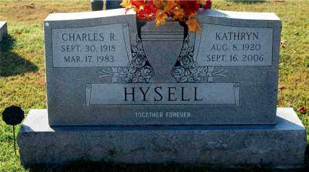 HYSELL, KATHRYN - Gallia County, Ohio | KATHRYN HYSELL - Ohio Gravestone Photos