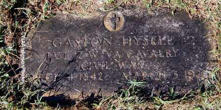 HYSELL, GASTON - Gallia County, Ohio | GASTON HYSELL - Ohio Gravestone Photos