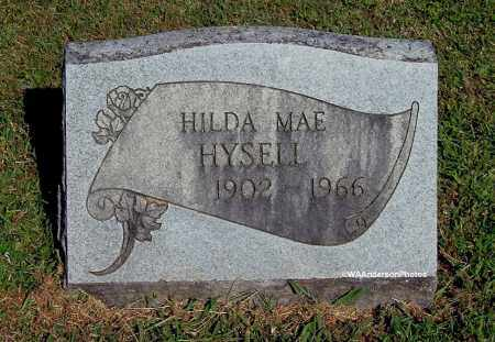 HYSELL, HILDA MAE - Gallia County, Ohio | HILDA MAE HYSELL - Ohio Gravestone Photos