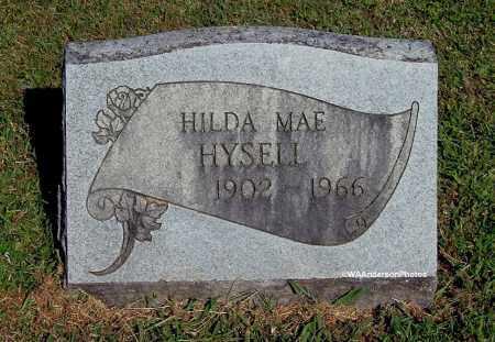 HYSELL, HILDA MAE - Gallia County, Ohio | HILDA MAE HYSELL - Ohio Gravestone Photos
