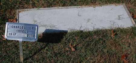 INGELS, CHARLES F. - Gallia County, Ohio   CHARLES F. INGELS - Ohio Gravestone Photos