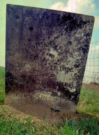 IRION, JEMIMA - Gallia County, Ohio | JEMIMA IRION - Ohio Gravestone Photos