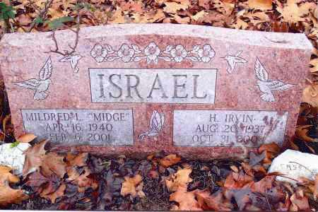 ISRAEL, MILDRED - Gallia County, Ohio | MILDRED ISRAEL - Ohio Gravestone Photos