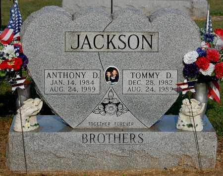 JACKSON, TOMMY D - Gallia County, Ohio | TOMMY D JACKSON - Ohio Gravestone Photos