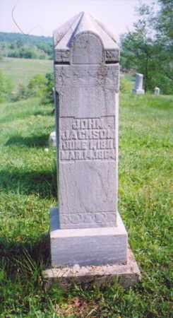 JACKSON, JOHN - Gallia County, Ohio | JOHN JACKSON - Ohio Gravestone Photos
