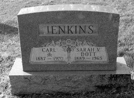 JENKINS, CARL - Gallia County, Ohio | CARL JENKINS - Ohio Gravestone Photos