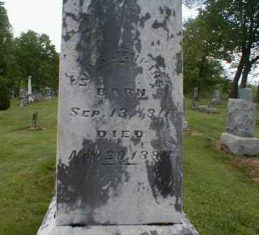 JENKINS, WILLIAM - Gallia County, Ohio | WILLIAM JENKINS - Ohio Gravestone Photos