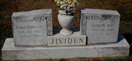 JIVIDEN, EDISON - Gallia County, Ohio | EDISON JIVIDEN - Ohio Gravestone Photos