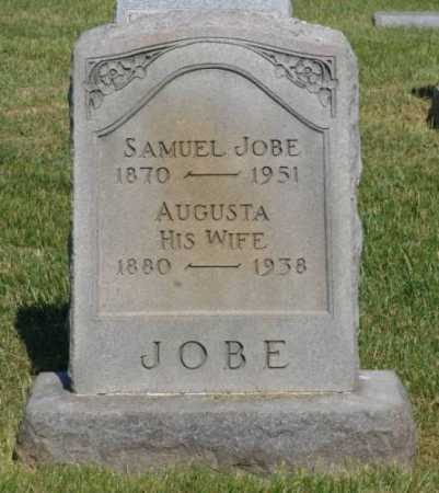 EITERMAN JOBE, AUGUSTA MARIE - Gallia County, Ohio | AUGUSTA MARIE EITERMAN JOBE - Ohio Gravestone Photos