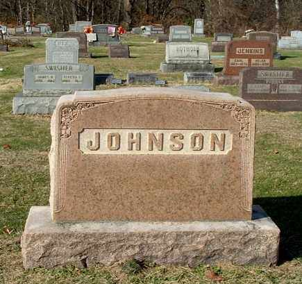 JOHNSON, FAMILY MONUMENT - Gallia County, Ohio | FAMILY MONUMENT JOHNSON - Ohio Gravestone Photos