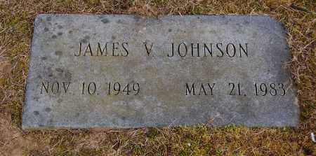 JOHNSON, JAMES V - Gallia County, Ohio | JAMES V JOHNSON - Ohio Gravestone Photos