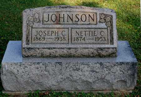 JOHNSON, JOSEPH C - Gallia County, Ohio | JOSEPH C JOHNSON - Ohio Gravestone Photos