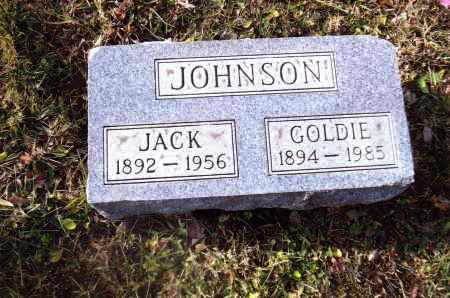 JOHNSON, JACK - Gallia County, Ohio | JACK JOHNSON - Ohio Gravestone Photos