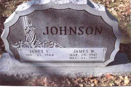 JOHNSON, JANET S. - Gallia County, Ohio | JANET S. JOHNSON - Ohio Gravestone Photos