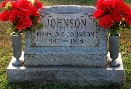 JOHNSON, RONALD - Gallia County, Ohio | RONALD JOHNSON - Ohio Gravestone Photos