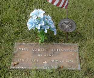 JOHNSTON, JOHN - Gallia County, Ohio | JOHN JOHNSTON - Ohio Gravestone Photos