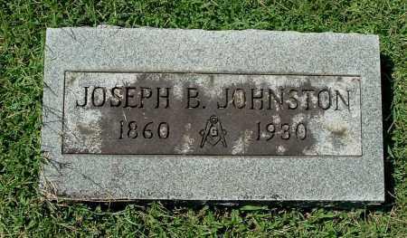 JOHNSTON, JOSEPH B - Gallia County, Ohio | JOSEPH B JOHNSTON - Ohio Gravestone Photos