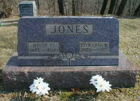 JONES, EDWARD - Gallia County, Ohio | EDWARD JONES - Ohio Gravestone Photos
