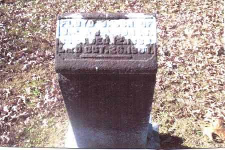 JONES, FLOYD J. - Gallia County, Ohio | FLOYD J. JONES - Ohio Gravestone Photos
