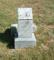 JONES, INFANT SON - Gallia County, Ohio | INFANT SON JONES - Ohio Gravestone Photos