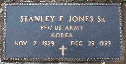 JONES, STANLEY - Gallia County, Ohio | STANLEY JONES - Ohio Gravestone Photos