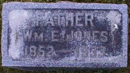 JONES, WILLIAM - Gallia County, Ohio | WILLIAM JONES - Ohio Gravestone Photos