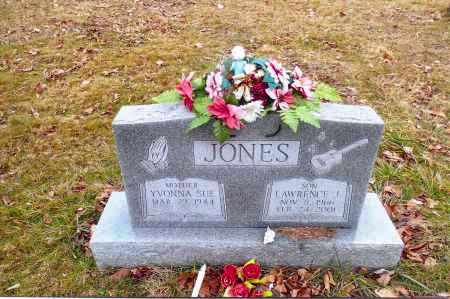 JONES, YVONNA SUE - Gallia County, Ohio | YVONNA SUE JONES - Ohio Gravestone Photos