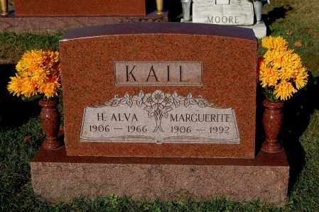 KAIL, ALVA - Gallia County, Ohio | ALVA KAIL - Ohio Gravestone Photos