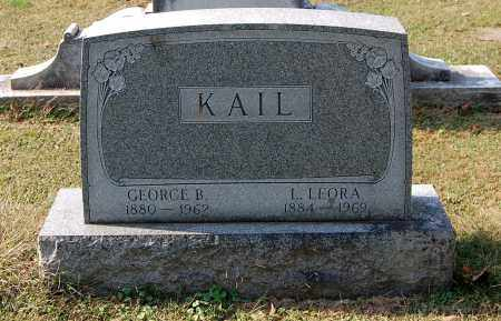 KAIL, L. LEORA - Gallia County, Ohio | L. LEORA KAIL - Ohio Gravestone Photos