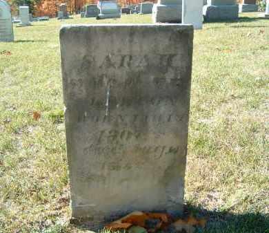 KEETON, SARAH - Gallia County, Ohio | SARAH KEETON - Ohio Gravestone Photos