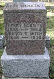 KEITH, HENRY M. - Gallia County, Ohio | HENRY M. KEITH - Ohio Gravestone Photos