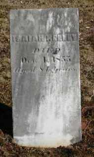 KELLEY, ISAIAH - Gallia County, Ohio | ISAIAH KELLEY - Ohio Gravestone Photos
