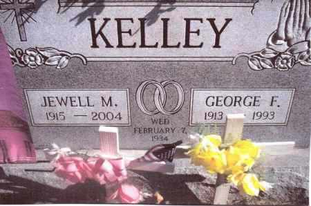 KELLEY, JEWELL M. - Gallia County, Ohio | JEWELL M. KELLEY - Ohio Gravestone Photos