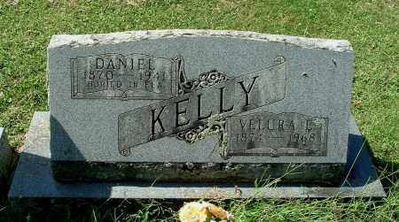 KELLY, VELURA E - Gallia County, Ohio | VELURA E KELLY - Ohio Gravestone Photos