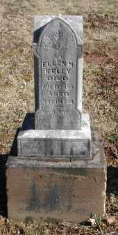 KELLY, ELLEN M. - Gallia County, Ohio | ELLEN M. KELLY - Ohio Gravestone Photos